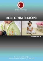 Bebe Giyim - Ä°hracat Bilgi Platformu