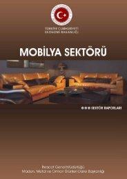 Mobilya Sektörü - İhracat Bilgi Platformu
