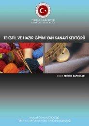 Tekstil ve Hazır Giyim Yan Sanayi - İhracat Bilgi Platformu