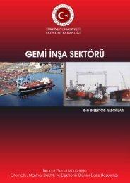 Gemi İnşa Sektörü - İhracat Bilgi Platformu