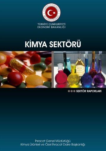 Kimya - Ä°hracat Bilgi Platformu