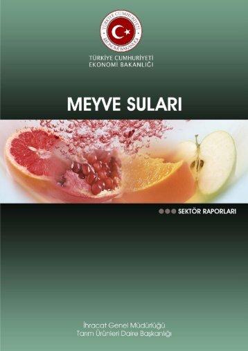 Meyve Suları