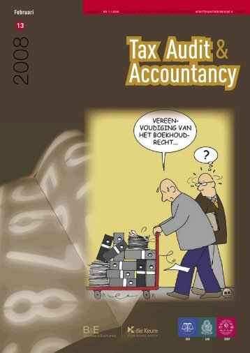 Tax Audit & Accountancy 13/2008 - IBR