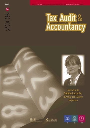 Tax Audit & Accountancy 14/2008 - IBR