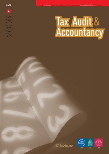 Tax Audit & Accountancy - IBR