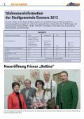 Eisenerz gratuliert Mario Stecher zum Silbermedaillen- gewinn bei ... - Page 2