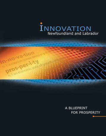 Innovation Newfoundland and Labrador: A Blueprint for Prosperity