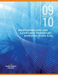 Newfoundland and Labrador Immigrant Investor Fund Ltd.
