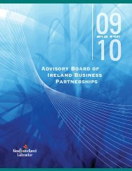 2009-10 Annual Report - Innovation, Business and Rural ...