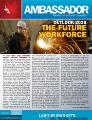 the future workforce - Innovation, Business and Rural Development ...