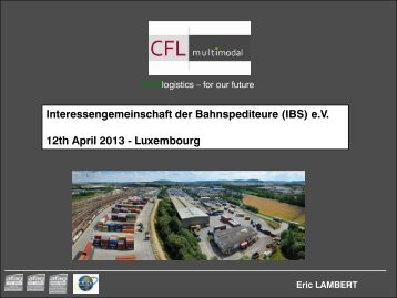 CFL Multimodal - (IBS) eV
