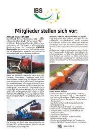 Anhang: IBS_letter_2008_3_Beilage.pdf - (IBS) eV