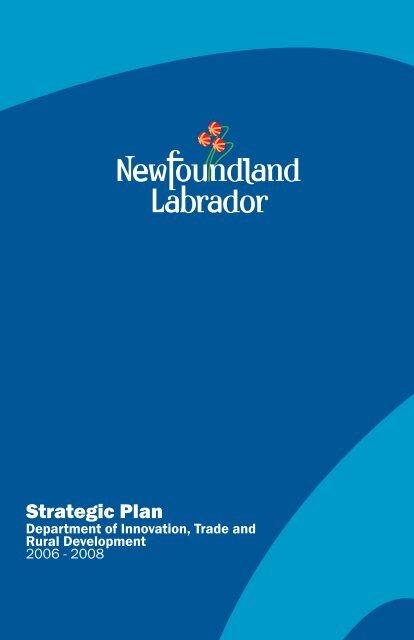 Strategic Plan - Innovation, Business and Rural Development ...
