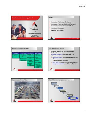 the objectives of maintenance management The objectives of maintenance management maintenance management can be considered as the direction and organization of resources to control the availability of equipment.