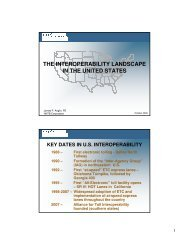 Interoperability in the US