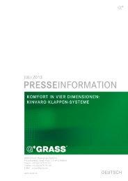 Pressetext - Grass