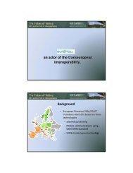 Trans European Case for Commercial Vehicles