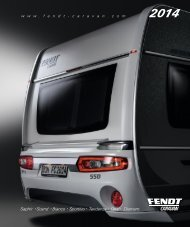 Download Gesamtkatalog Caravans 2014 - Fendt-Caravan
