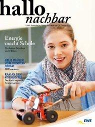Energie macht Schule - EWE AG