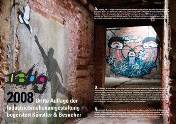 """""""Kompass"""" über die IBUG 2008"""