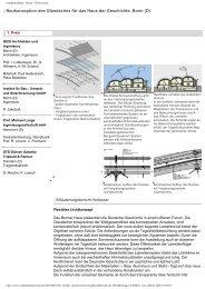 Haus der Geschichte, Bonn - IBUS Architekten und Ingenieure