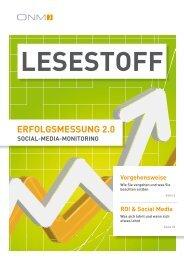 Social Media Monitoring - iBusiness