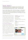 Social Media // digital talk: Märkte Sind endlich geSpräche - Seite 2