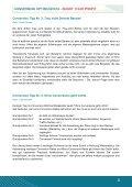 24 Tipps zur Conversion Optimierung (PDF) - iBusiness - Seite 3