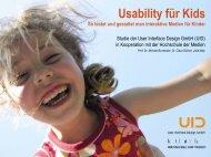Usability für Kids - iBusiness