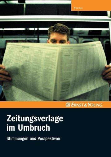 Zeitungsverlage im Umbruch - iBusiness