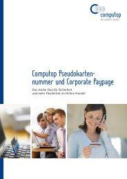 nummer und Corporate Paypage - Computop GmbH