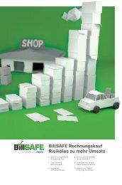 BillSAFE Rechnungskauf Risikolos zu mehr Umsatz - OXID eXchange