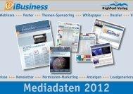 Mediadaten 2012 - iBusiness