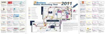 iBusiness Online Marketing Tour 2011