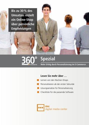 Spezial Paper: Personalisierung.pdf - iBusiness