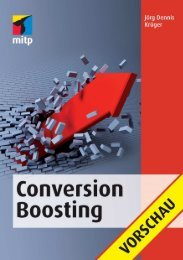 Was ist Conversion Boosting? - iBusiness