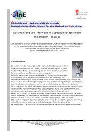 Infoblatt für Betriebe - Institut für Berufs- und Wirtschaftspädagogik ...