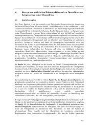 4. Konzept zur analytischen Rekonstruktion und zur Beurteilung von ...