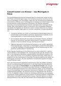 Zukunft kommt von Können - Marketing Handwerk - Page 6