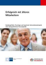 Erfolgreich mit älteren Mitarbeitern - Bayerischer Industrie- und ...