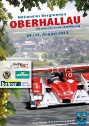 2 - Bergrennen Oberhallau