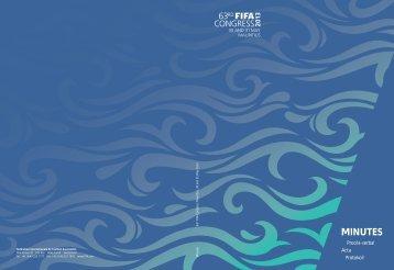 MINUTES - FIFA.com