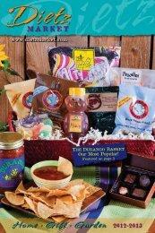Download Our Catalog - Dietz Market