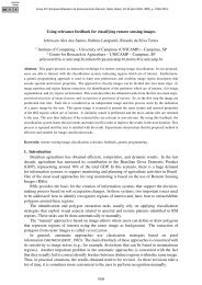 Using relevance feedback for classifying remote sensing ... - Unicamp