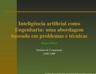 Inteligência artificial como Engenharia: uma abordagem baseada ...
