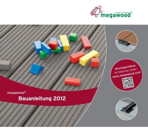 Megawood Bauanleitung 2012 - Holzwelt Jobst