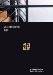 zum Download. - Architektenkammer Baden-Württemberg