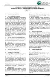 Verkaufs - Bayerische Staatsforsten