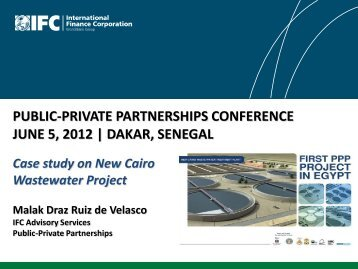 Case study on New Cairo Wastewater Project - The Infrastructure ...