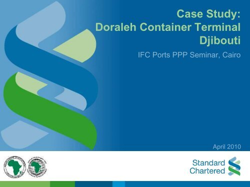case study doraleh port djibouti